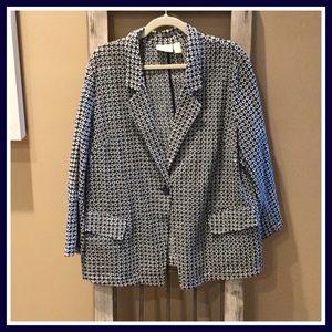 Chicos Jacket Size XL